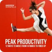 Andrew Horsfield - Peak productivity